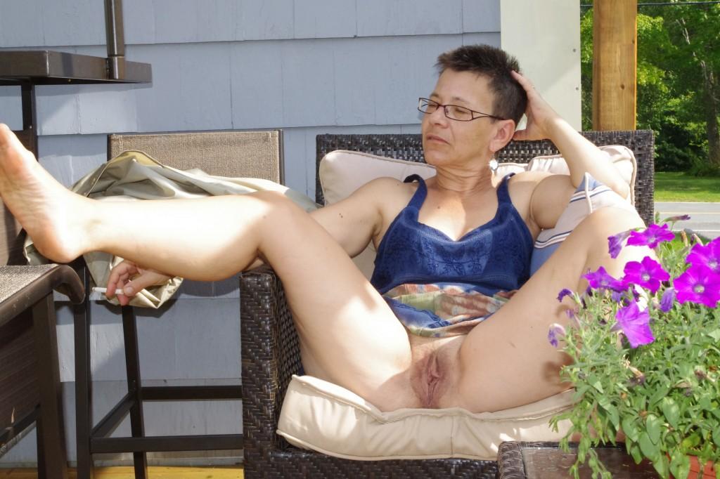 äldre kvinna vill idag