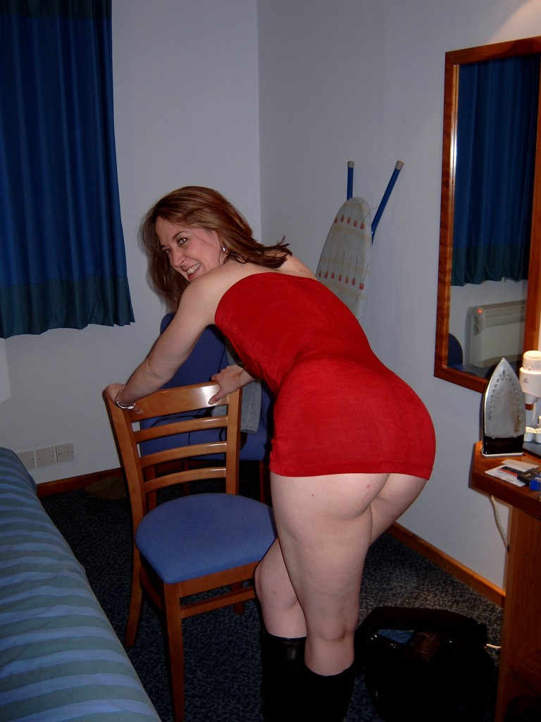 morsa med kort kjol