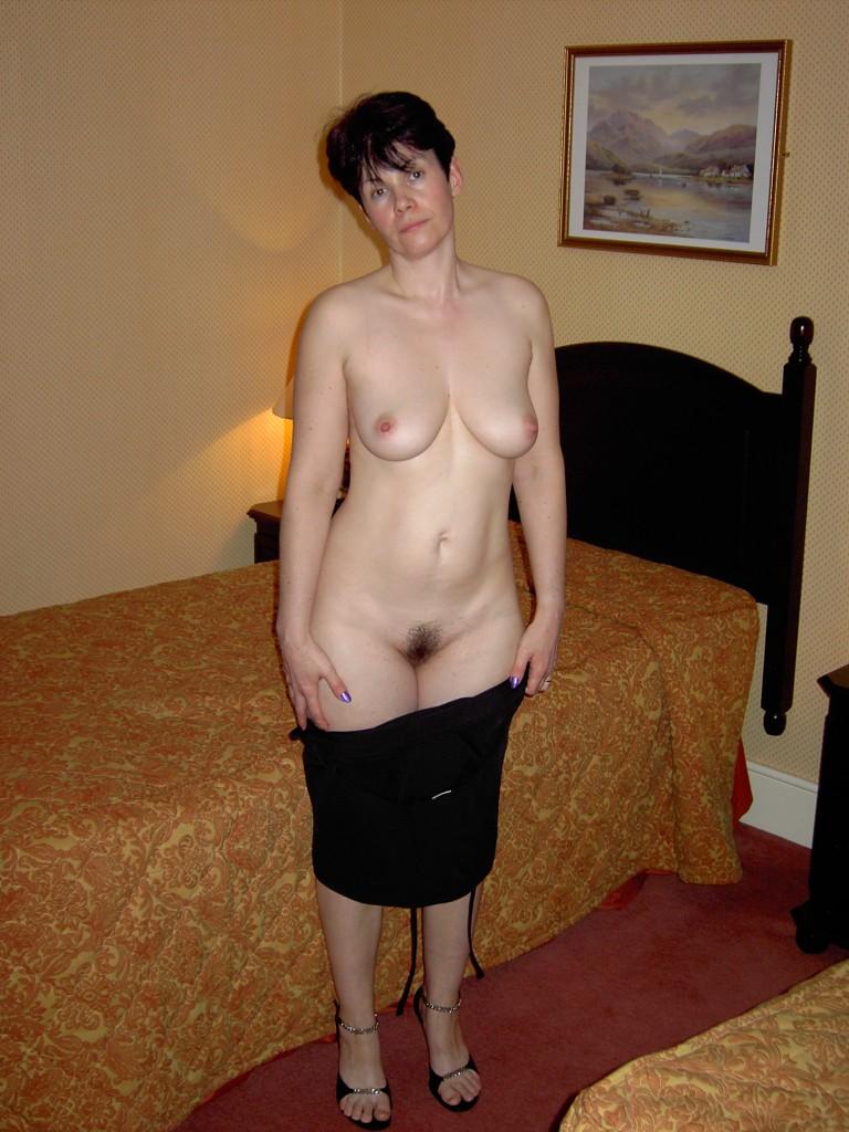naken för dig på hotellrum
